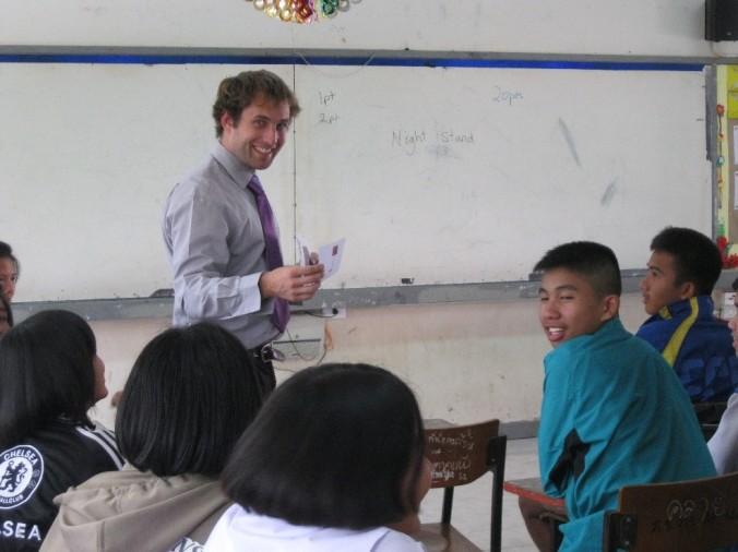 Teacher Prof
