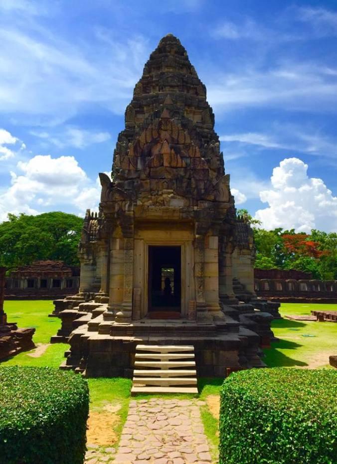 Temple Phi Mai